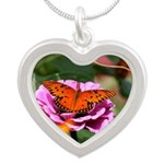 Monarch Butterfly Picture Necklaces
