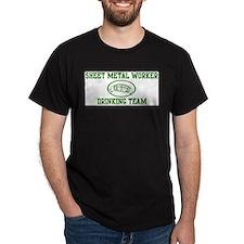 Cute Sheet metal worker T-Shirt