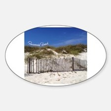 Unique Pensacola Sticker (Oval)