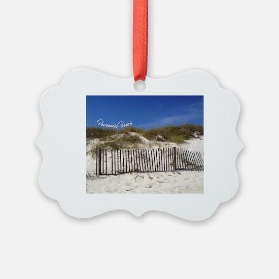 Cute Pensacola beach Ornament