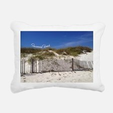 Funny Dune Rectangular Canvas Pillow