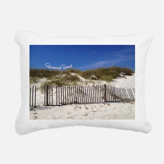 Unique Sand dune Rectangular Canvas Pillow