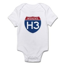 Interstate H3 Infant Bodysuit