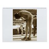 Fencing Wall Calendars