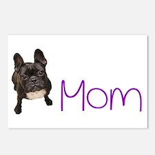 Unique Pet mom Postcards (Package of 8)