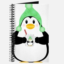 Penguin with Hot Cocoa Journal