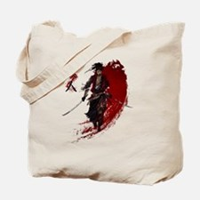 Cute Bushido Tote Bag