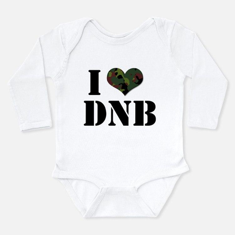 Cute I dance Long Sleeve Infant Bodysuit
