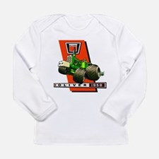 Cool Oliver tractor Long Sleeve Infant T-Shirt
