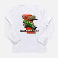 Oliver tractor Long Sleeve Infant T-Shirt