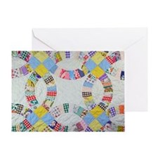 Quilts Greeting Card