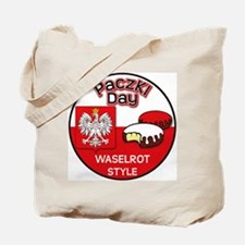 Waselrot Tote Bag