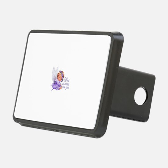 Guardian Angel Hitch Cover