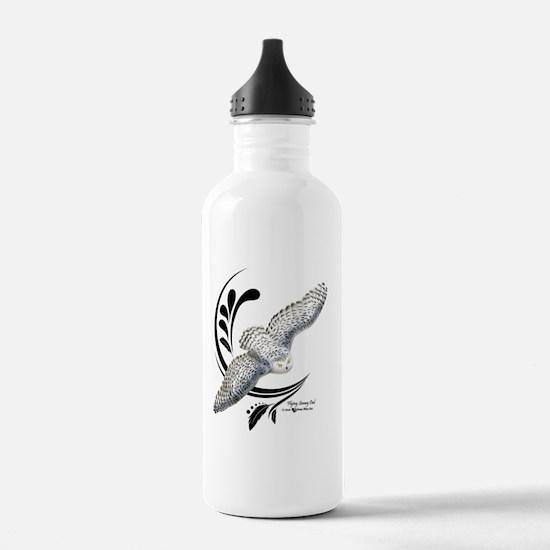Unique Hoot owl Water Bottle