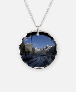 Yosemite's famous Tunnel Vie Necklace