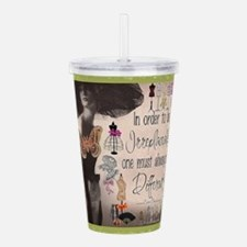 Be Different Acrylic Double-Wall Tumbler