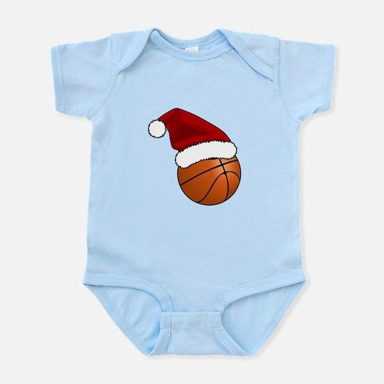 Christmas Basketball Body Suit