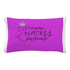 Princess Throw Blanket Pillow Case