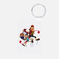Puppets Keychains