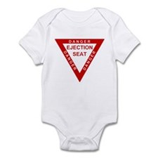 EJECTION SEAT Infant Bodysuit