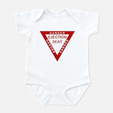 EJECTION SEAT Infant Bodysuit