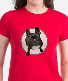 Funny French bull dogs Tee