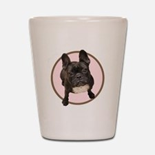 Cute Frenchie Shot Glass