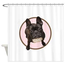 Unique Bulldogs Shower Curtain