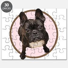 Funny Bull dog Puzzle