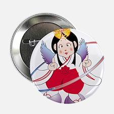 "Shaaman Kyoko 2.25"" Button"