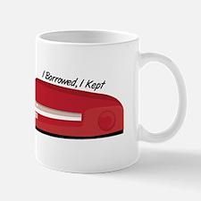 I Borrowed Mugs