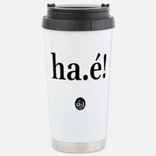 Cute Southeast alaska Travel Mug