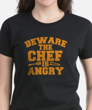 Cute Naked chef Tee