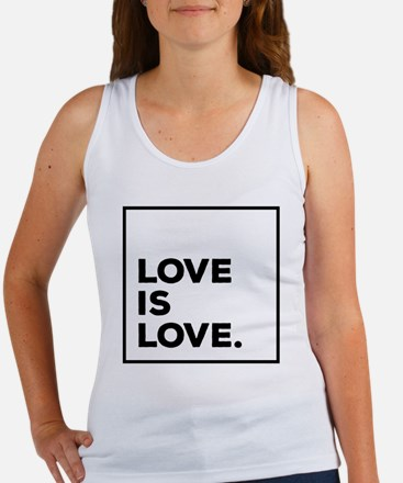 Funny Equality Women's Tank Top