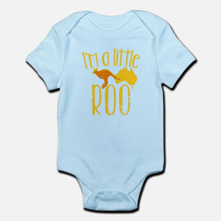 I'm a little Roo KANGAROO JOEY cute (dis Body Suit