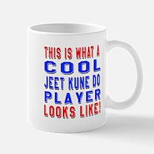 Jeet Kune Do martial arts player looks Mug
