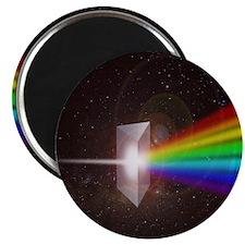 Space Prism Rainbow Spectrum Magnet