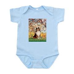 Spring / Sheltie (#1) Infant Bodysuit