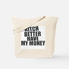 Funny Yolo Tote Bag