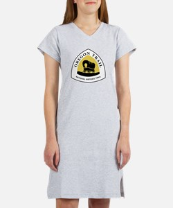Oregon Trail Women's Nightshirt