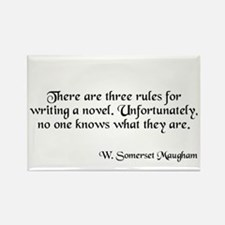 W. Somerset Maugham Quote Magnet