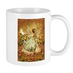 Fairy girl in fairy ring Mugs
