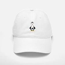 lady bug penguin Baseball Baseball Cap