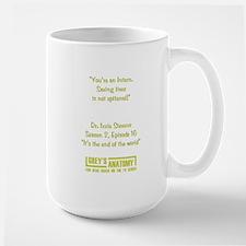 YOU'RE AN INTERN... Mugs