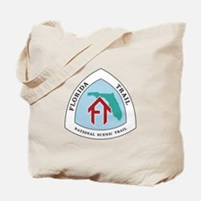 Florida National Trail Tote Bag