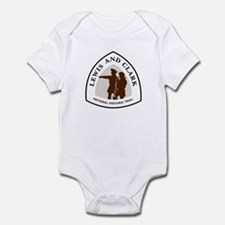 Lewis and Clark National Trail Infant Bodysuit