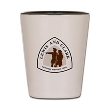 Lewis and Clark National Trail Shot Glass