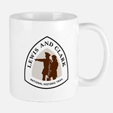 Lewis and Clark National Trail Small Small Mug