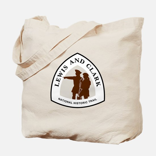 Lewis and Clark National Trail Tote Bag