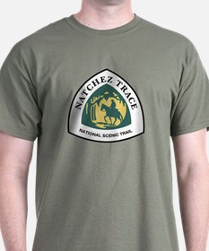 Natchez Trace National Trail, Mississ T-Shirt
